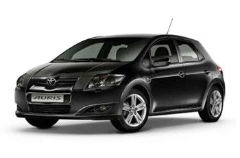 Sofia rent toyota auris automatic in sofia bulgaria sofia car hire